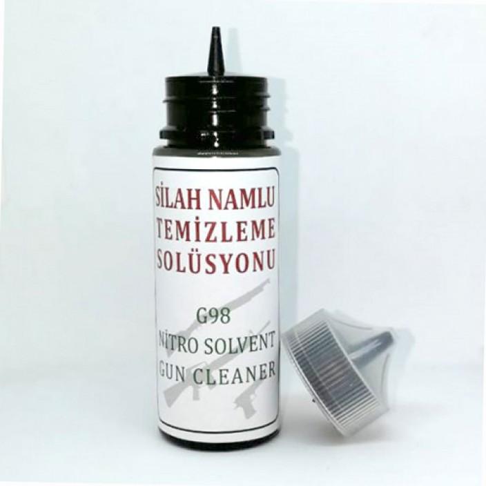 Silah Namlu Temizleme Solventi 100 ml